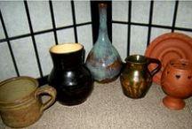 Studio Pottery / Hand Crafted Artisan Studio Pottery