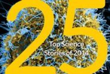 Top Science Stories of 2014 / Here are the Science News Magazine picks for top science stories of 2014.