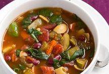 Soup du Jour / Soups, soups, and more soups!