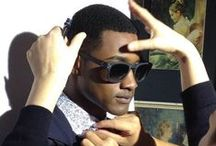 Black Eyewear Photoshoot 2015 / Behind the scenes at the latest Black Eyewear photoshoot.  blackeyewear.com/...   #blackeyewear   Model: Jourdan Copeland. Photographer: Marcus Lambertz Stylist: Marcell Naubert Makeup: Dorita Nissen  / by BLACK EYEWEAR