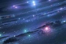 Inspirations: Night Sky