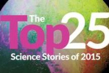 Top Science Stories of 2015
