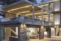 chic architecture