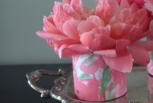 For The Love Of DIY Ideas - Accessories, Art & Home Decor / by Andrea Howe