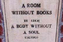 I LOVE BOOKS! / Consequently, I love quotes about books and reading; I love libraries.  I love old books and new, cookbooks and fantasy.  The best book by far is the Bible.