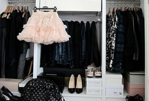 design obsessions (v. closets & organization) / by Kele Webner