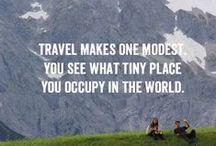 Travel /     / by Gabrielle Siegmund