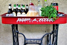upcycle ~ repurpose ~ makeover / by Ginger Dunn