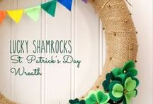 Holidays--St. Patrick's Day / St. Patrick's Day | St. Patrick's decor | St. Patrick's diy | St. Patrick's printable | St. Patrick's recipes | St. Patrick's party |St. Patrick's kids activities | St. Patrick's crafts