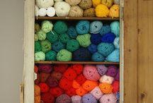 yarn love / by Christine Bixby