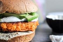 vegan foodie (v. burgers, sandwiches, & wraps)
