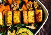 vegan foodie (v. salads)
