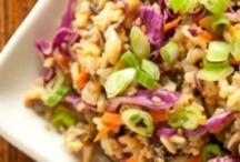 vegan foodie (v. rice & other grains)