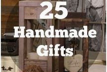 Gifts / All kinds of gift ideas, from DIY to purchased.