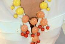 {Jewelery} Necklaces / by Patricia McKelvy