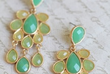 {Jewelery} Earings / by Patricia McKelvy
