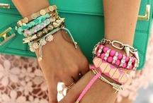 {Jewelery} Bracelets / by Patricia McKelvy