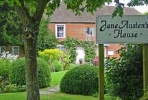 Jane Austen - House