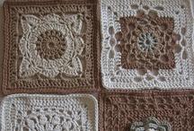 Crochet - Granny Squares & Motiffs