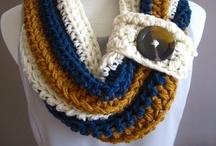 Crochet - Scarfs & Cowls