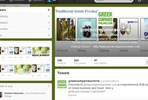 Tweet with us! / Follow our posts & tweet with us about greek traditional food products and tourism: http://twitter.com/greeklocalfood