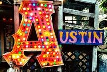 Chill like a native / Spots, tips, and local sights, for those who want to really experience Austin.