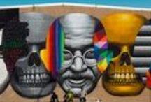street art / mural