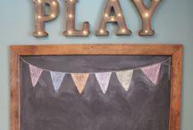 Play / Kids Play Room Ideas