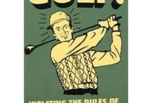 Fore! / Golfing