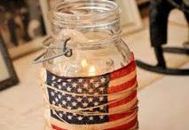 July 4th / Awesome July 4th ideas from games to decor
