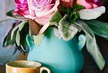 Aquamarine / by A Happy Flower