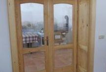 Okna, dveře