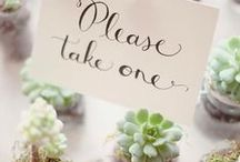 Events:  Weddings / Ideas for Wedding Decor and Wedding Planning