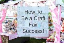 Vending at Fairs & Festivals (Crafts, Food, etc)