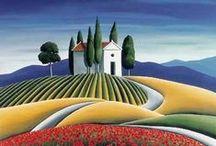 paint - landscape
