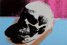paint - skulls