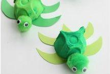 Crafts:  Kid Crafts / Easy Crafts for Kids.