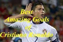 Cristiano Ronaldo / Top Best Goals Ronaldo ever Cristiano Ronaldo Best Goals Ever HD https://www.youtube.com/watch?v=KgGKgzFGUGs Cr7 videos