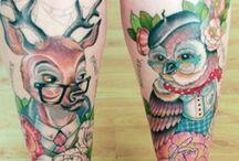 Tattoos  / by Coye Jones