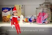 Christmas - elf on the shelf