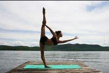 *Fitness & Yoga* / by Stephanie Stein