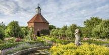 The Gardens of England and Britain! / Become one with nature and visit some of Britain's most splendid gardens