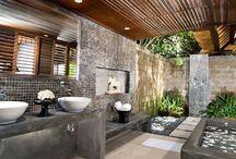 Bathroom / by Wendy Mutton