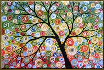 Trees & Things / by Wendy Mutton