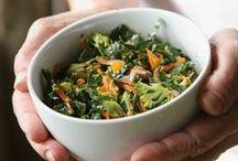 Salads / by Wendy Mutton