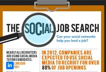 Infographics for Job Seekers / This is a board for infographics from around Pinterest and the web that provide insight and encouragement for your career search. / by ADP Careers