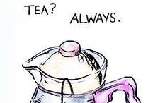 Coffee&Tea. / by Meghan Peck