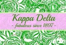 Kappa Delta / by Bri Hopkins