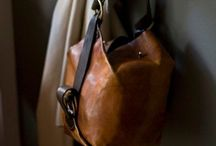 Leather / Beautifully crafted leather objects of desire.