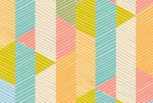 Patterns, prints & paper treats